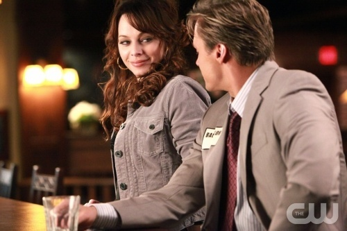 Vampire Diaries - Episode 1.15 - A Few Good Men - Another Promotional фото {feat. Melinda Clarke}