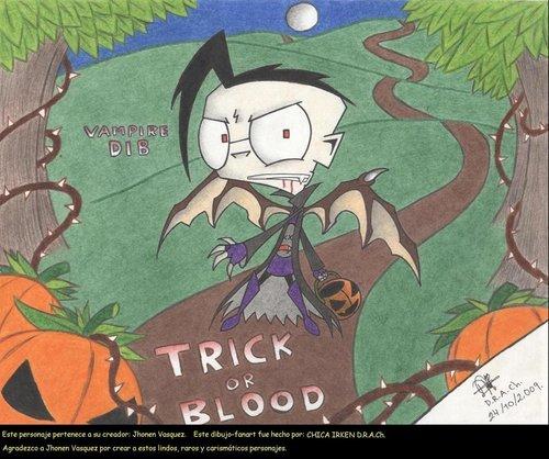 Vampire Dib
