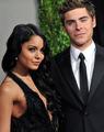 Vanessa & Zac @ 2010 Oscars AfterParty