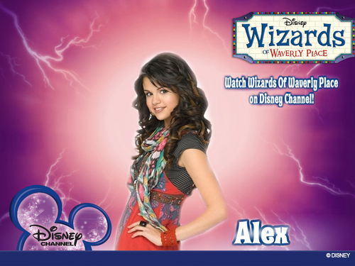WIZARDS OF WAVERLY PLACE -SELENA GOMEZ PROMOTIONAL XCLUSIVE fonds d'écran
