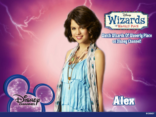 WIZARDS OF waverly place SEASON 3 -SELENA GOMEZ EXCLUSIVE 壁紙