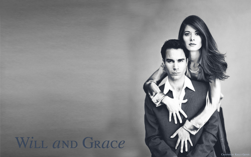 WIll and Grace wallpaper