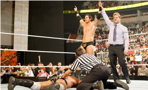 WWE NXT 9th of March 2010