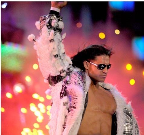 美国职业摔跤 Raw 8th of March 2010