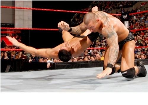 ডবলুডবলুই Raw 8th of march 2010