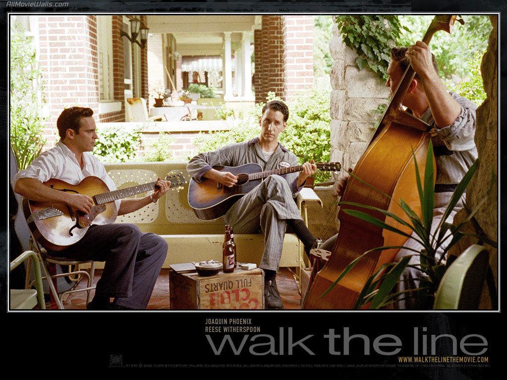 Walk The Line - Walk The Line Wallpaper (10891597) - Fanpop