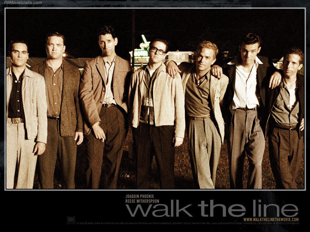 Walk The Line - Walk The Line Wallpaper (10891601) - Fanpop