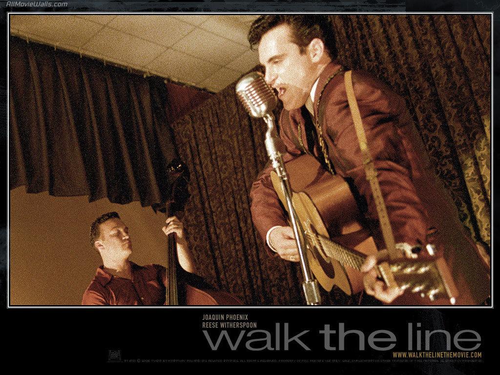 Walk The Line - Walk The Line Wallpaper (10891614) - Fanpop
