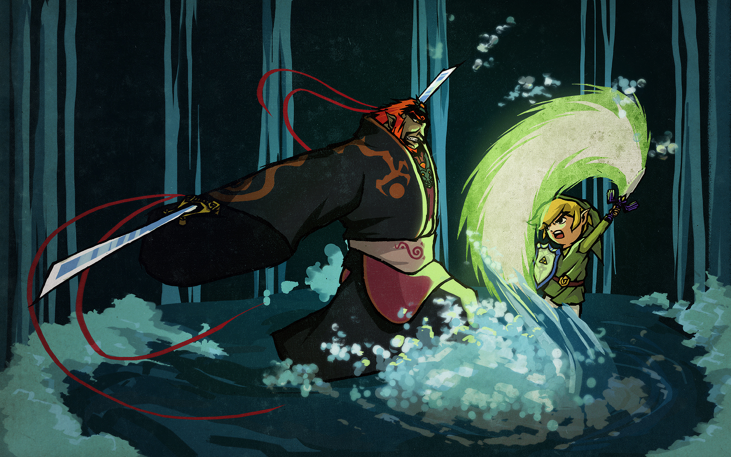 Wind Waker Images Wind Waker Wallpaper Hd Wallpaper And Background