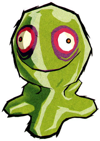 Green ChuChu