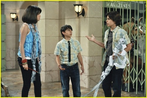 Wizards of Waverly Place:season 3 promo