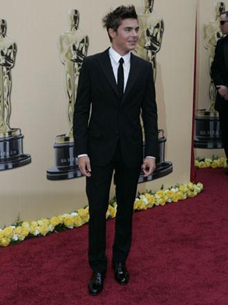 Zac Efron @2010 Oscars