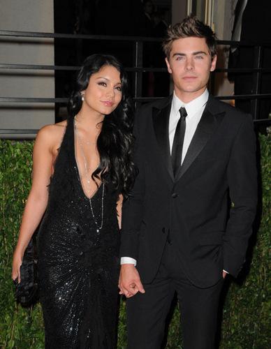Zac & Vanessa @ 2010 Oscars AfterParty