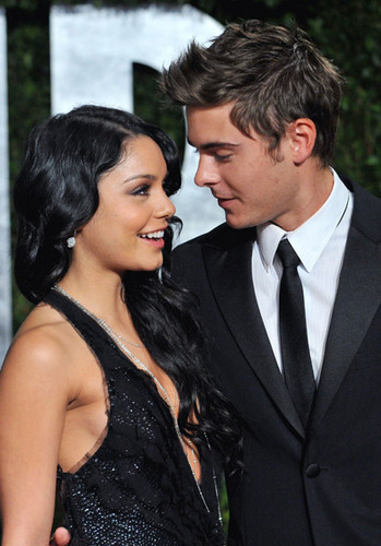 Zac & Vanessa @ 2010 Oscars AfterParty