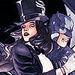 Zatanna & Batman