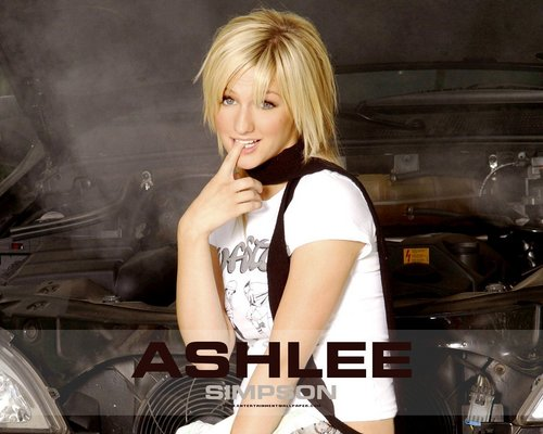 ashlee simpson wallpapers!!