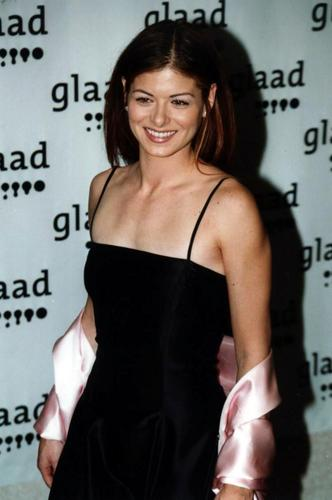 award shows - debra-messing Photo