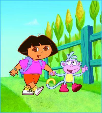 dora did te catch Naruto naw he ran