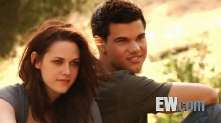 ew photoshoot - Kristen Stewart & Taylor Lautner Image ...