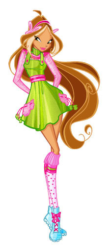 flora - the-winx-club photo