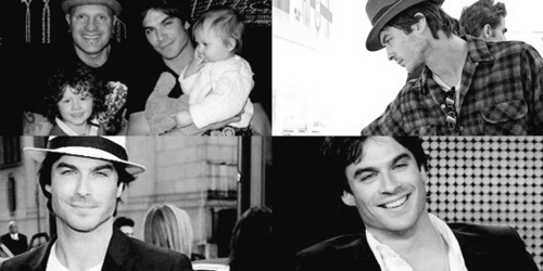 ian somerhalder in 2009