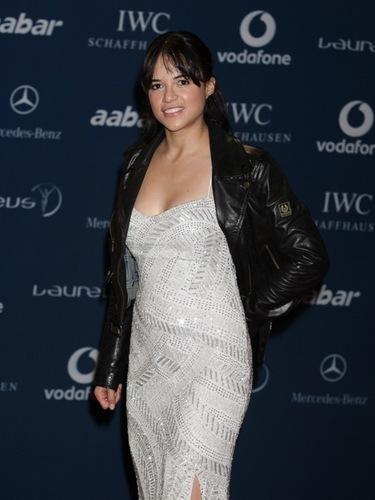 michelle rodrigues-Laureus World Sports Award, 10 March 2010