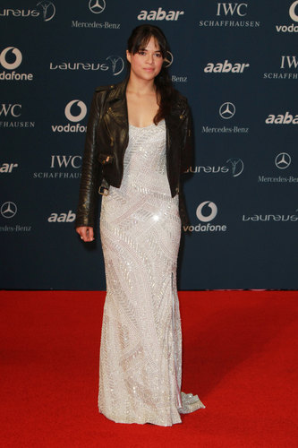 michelle rodrigues-Laureus World Sports Award, 10 March 2010