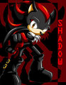 shadow again - shadow-the-hedgehog photo