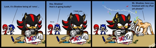 shadow is not what he seems!