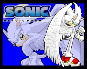 sonic as an Angel