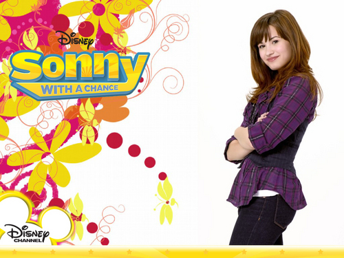 sonny with a chance season 1/2 exclusive 壁纸