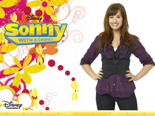 sonny with a chance season 1/2 exclusive 壁紙