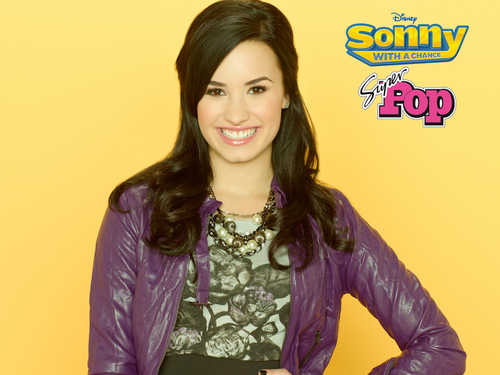 sonny with a chance season 1/2 exclusive Обои