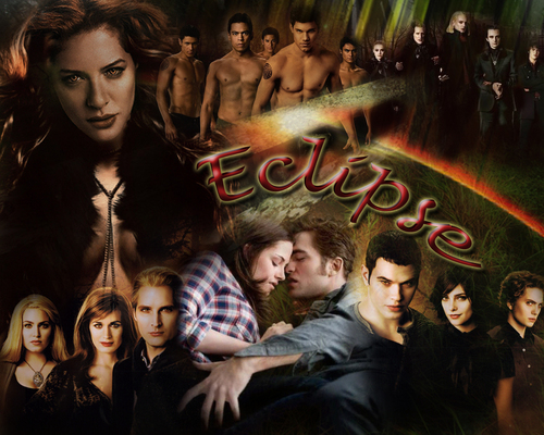 Eclipse achtergrond titled twilight saga eclipse