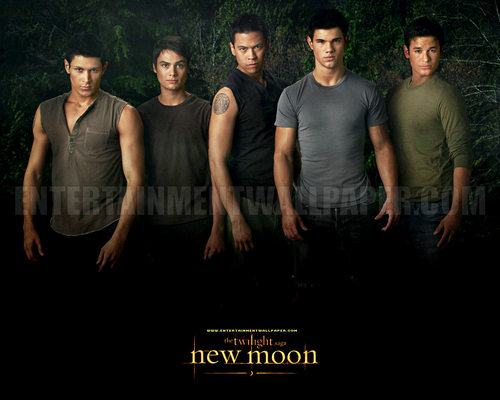 wallpaper new moon 1