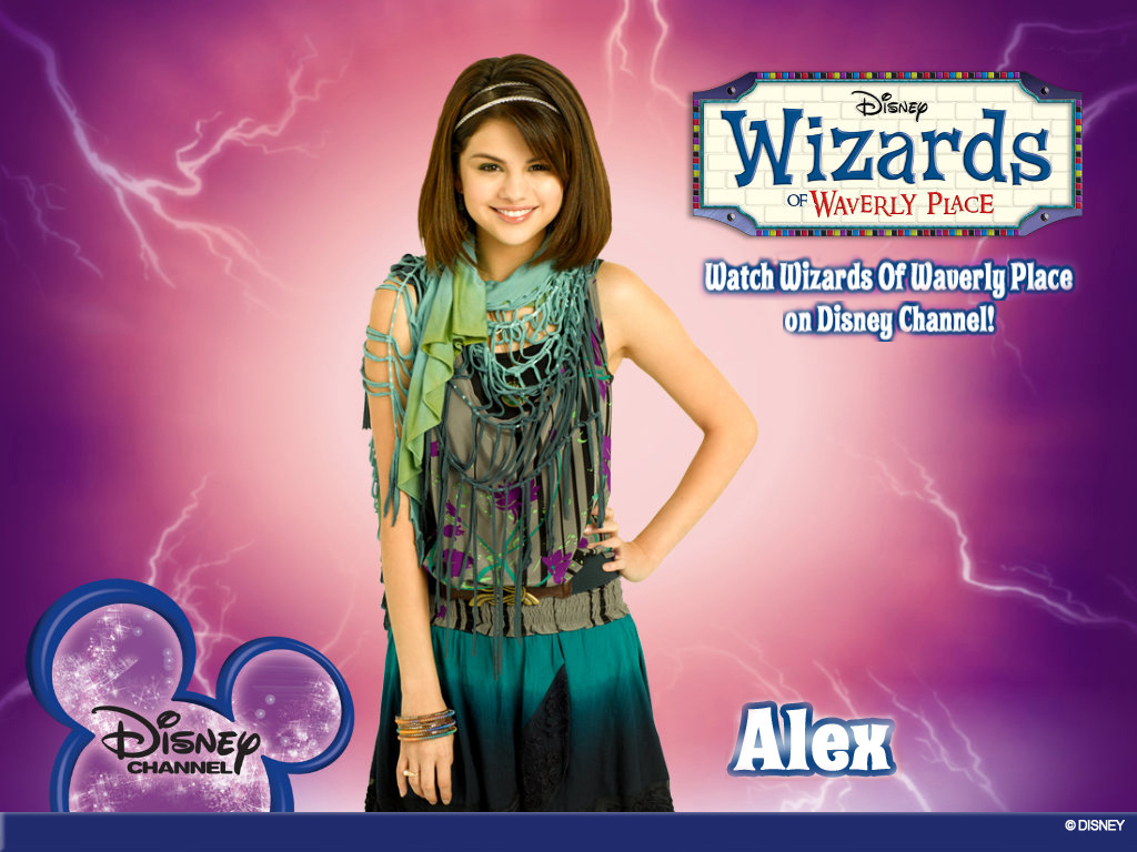 wizardsOF waverly PLACE- selena GOMEZ