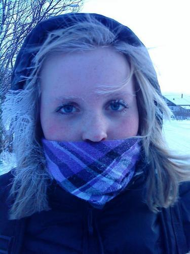 - 30Celcius + Kristine = SNOWMAN