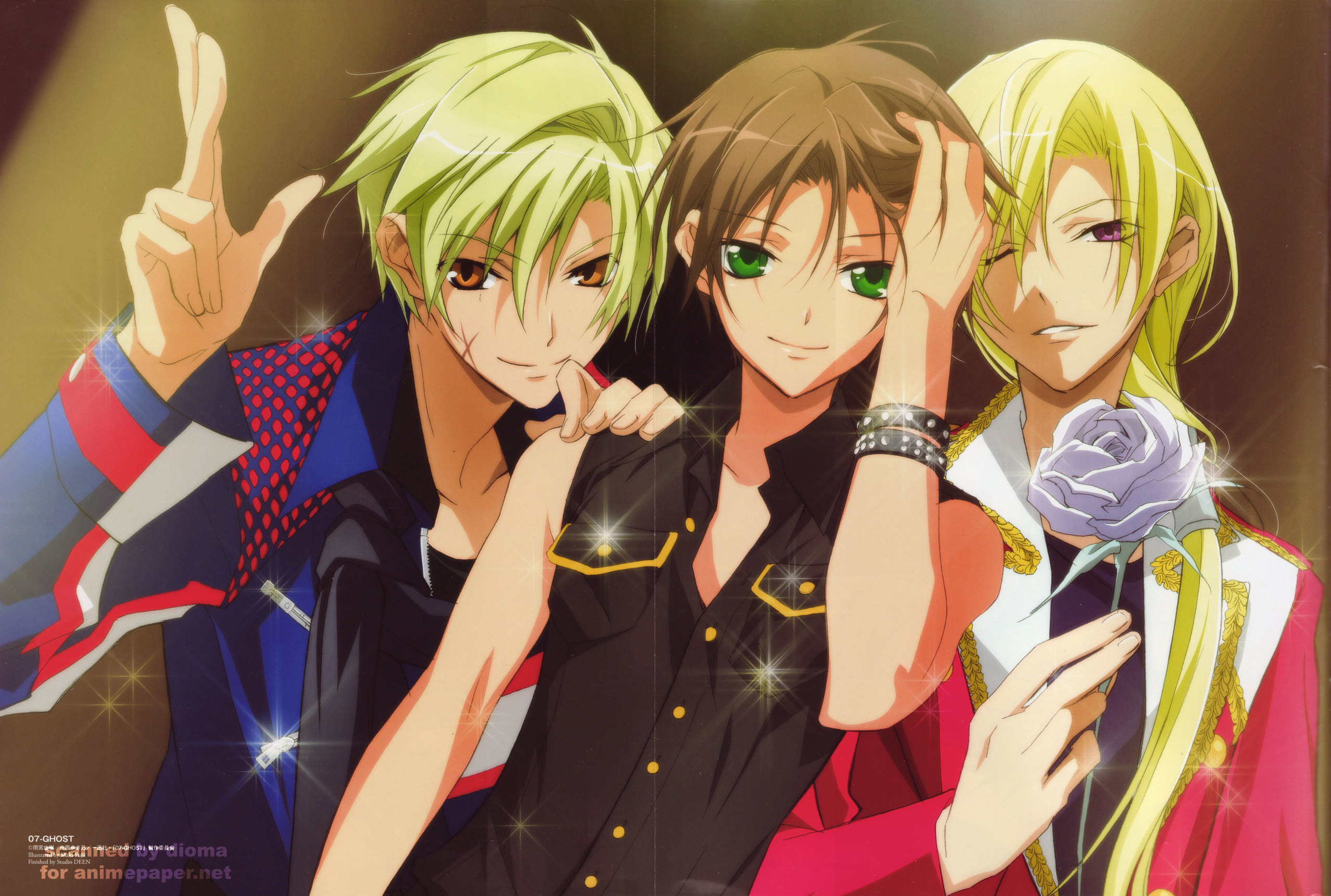 Bishonen images 07 ghost bishies hd wallpaper and background photos