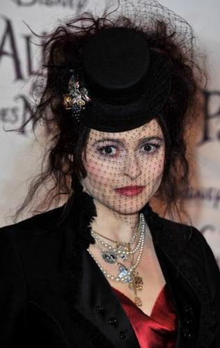 2010 Alice in Wonderland Paris premiere