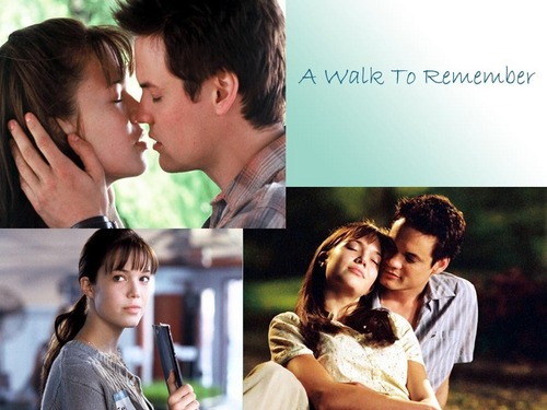A Walk To Remember kertas dinding