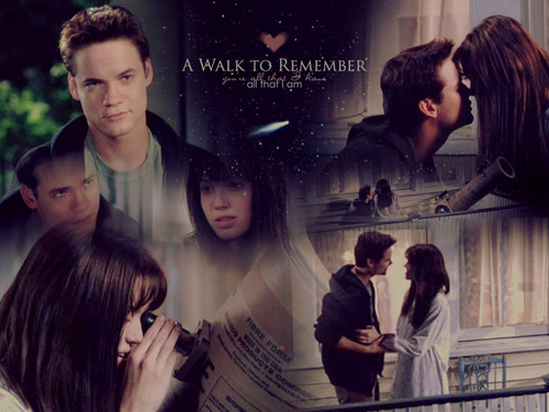 A Walk To Remember wolpeyper