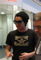 Adam Arrives In The U.K. - adam-lambert photo