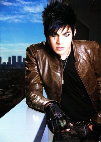Adam In Rock Photoshoot! - adam-lambert Photo