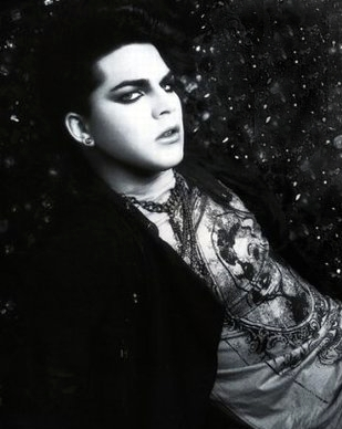 Adam In Rock Photoshoot!