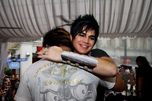 Adam Lambert in japan