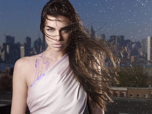 America's seguinte topo, início Model Cycle 14 Beauty shot