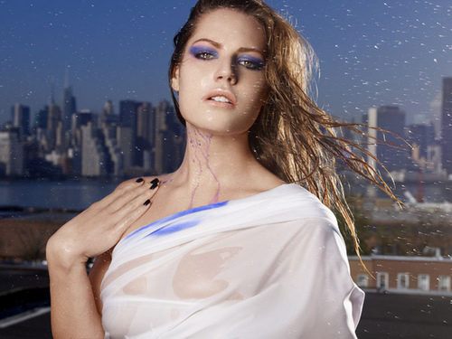 America's 次 上, ページのトップへ Model Cycle 14 Beauty shot