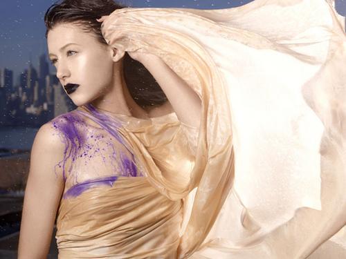 America's selanjutnya puncak, atas Model Cycle 14 Beauty shot