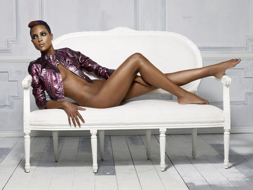 America's Next Top Model Cycle 14 Nude Photoshoot
