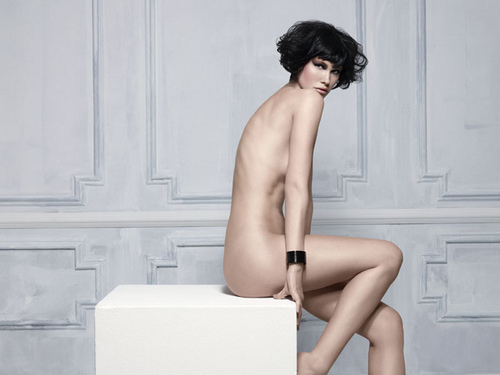 America's Next Top Model wallpaper called America's Next Top Model Cycle 14 Nude Photoshoot